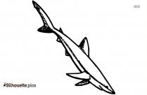 Fish Silhouette Clip Art Picture