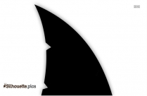 Shark Silhouette SVG