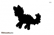 Sharp Claws Silhouette Vector And Graphics
