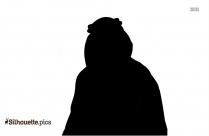 Sheikh Silhouette Clip Art
