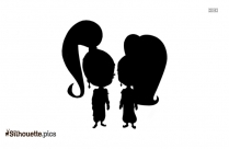 Free Mickey Mouse Disney Silhouette