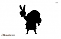 Little Boy Silhouette Image Pic