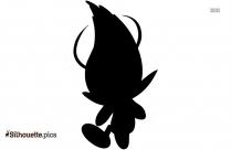 Pokemon Elekid Silhouette Clip Art