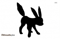Shiny Umbreon Logo Silhouette For Download
