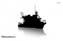 Ship Silhouette Png
