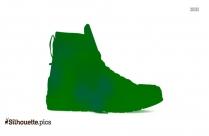 Shoe Silhouette Clip Art