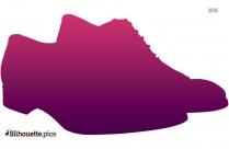 Mens Shoes Silhouette Clip Art