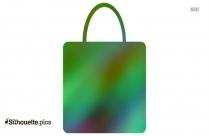 Shopping Bags Clip Art Silhouette