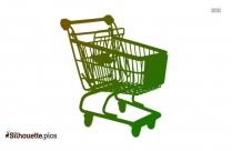 Shopping Cart Silhouette