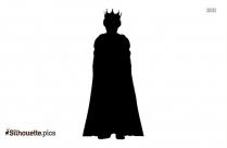 Shrek King Silhouette Clipart