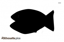 Fish Funny Silhouette Image