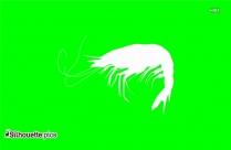 Shrimp Logo Silhouette For Download
