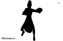 Shuri Character Logo Silhouette For Download