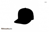 Side Cap Silhouette Vector And Graphics