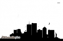Building Silhouette Images