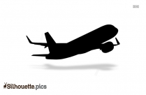 Airplane Silhouette Images, Pics