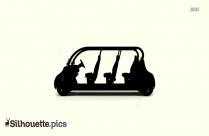 Traveller Car Silhouette