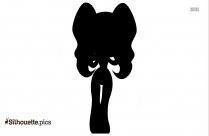 Mojacko Clipart Silhouette