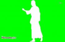 God  Clipart | Apollo Silhouette Outline