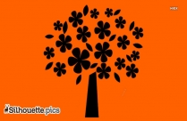 Silhouette Tree Tattoo Image