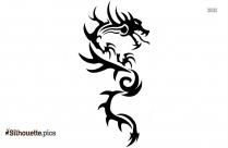 Dereks Triskelion Tattoo Silhouette