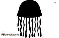 Jellyfish Silhouette Png