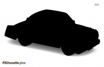 Simpsons Car Silhouette Clipart