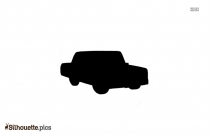 Cartoon Car Silhouette Vector And Graphics