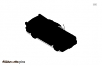 Simpsons Car Silhouette Image