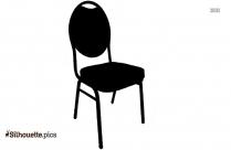 Fox Sitting Clip Art Silhouette