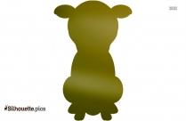 Teacup Pugs Silhouette