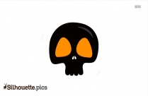 Skull Silhouette Png