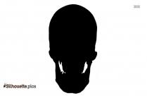 Skeleton Skull Silhouette