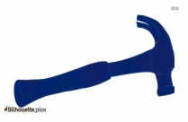 Hammer Clip Art Carpenter Tool Silhouette