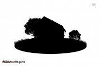 House Drawing Silhouette Art
