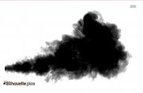 Smoke Png Silhouette