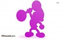 Thumbelina Clipart, Thumbelina Character Printable