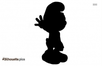 The Great Gazoo Silhouette Picture