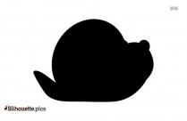 Devil Shark Silhouette Free Vector Art