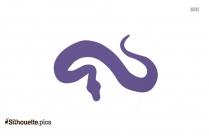 Snake Animal Silhouette Illustration