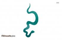 Viper Silhouette Clip Art