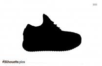 Puma Walking Shoe Silhouette Image