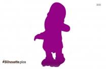Pinhead Silhouette Clipart