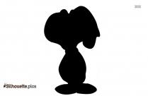 Cartoon Characters Peppa Pig Silhouette