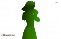 Super Mario Boo Clipart Image Silhouette