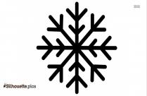 Snow Shovel Silhouette Clipart Free