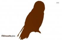 Cartoon Cartoon Bird Owl Silhouette