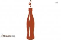 Plastic Drinkware Silhouette Illustration