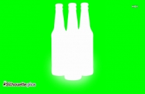 Wine Bottle Silhouette Free Download