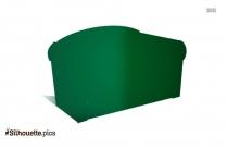 Sofa Silhouette Vector
